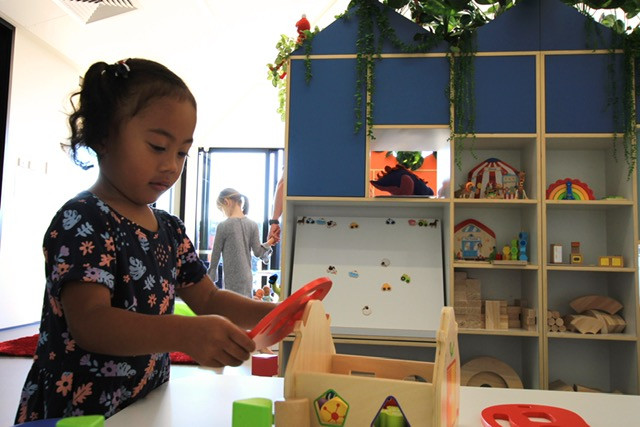 Eduplay Childcare Westgate - Child Playing
