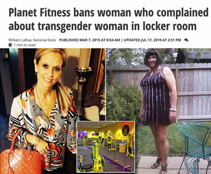 Women Don't Feel Safe in the Bathroom with Men, Either