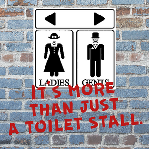 Women Do Much More Than Pee in Public Restrooms