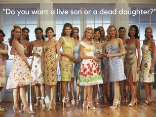 The Stepford Wives of the Trans Cult