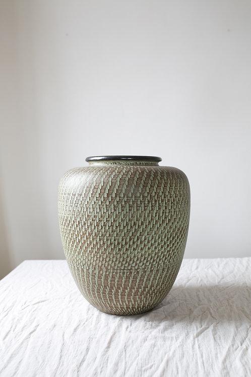 Large vintage floor vase by Duemler & Breiden