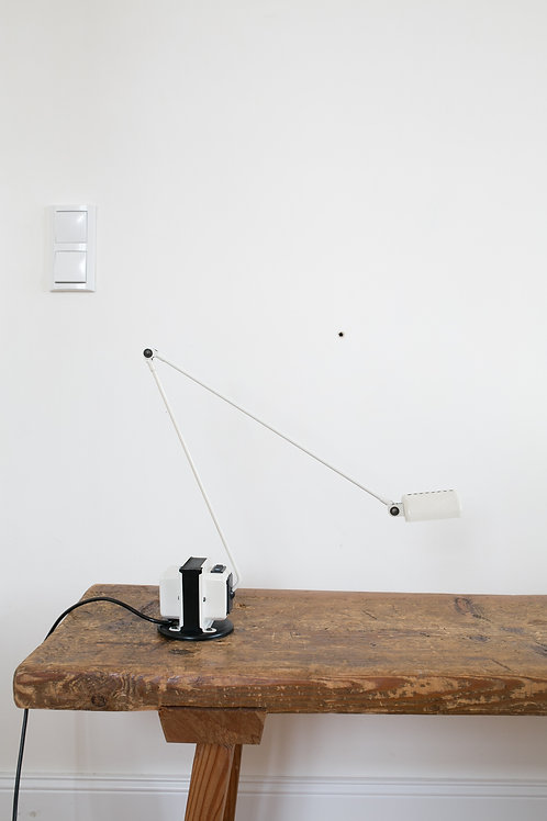 Vintage Daphine table desk lamp by Tommaso Cimini for Lumina
