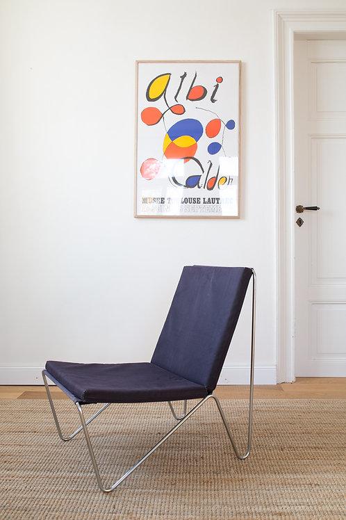 Original Bachelor Chair by Verner Panton for Fritz Hansen