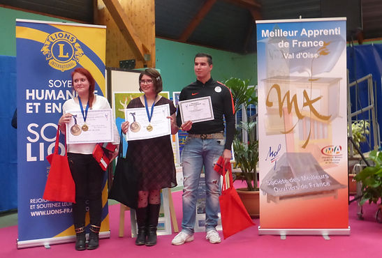 meilleur apprenti de france lions club beauchamp taverny
