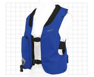 Kids Hit-Air Vest (Blue)