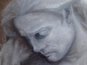 Vimy - Père en deuil