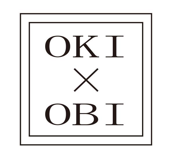 OKIOBIのロゴ