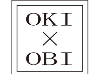 ~新しい、おびの楽しみ方~「OKI×OBI®」を発表いたします