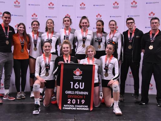 2019 16u Canadian National Championships - Golden Recap
