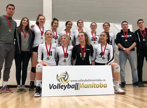 SHOCK 16's Complete 3-Peat at Provincials