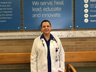 LAC group works with Hispanic high school students to expose them to careers in nursing