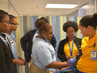 New Orleans area program encourages students to consider nursing careers