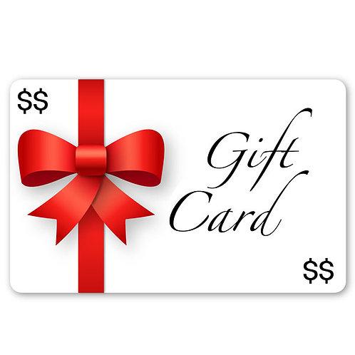 Gift card 25$