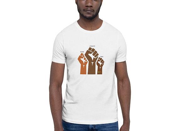 Power Strength Pride  T-Shirt
