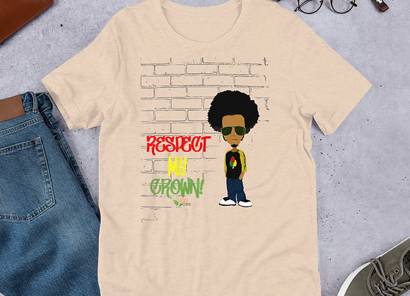 Respect My Crown Unisex T-Shirt
