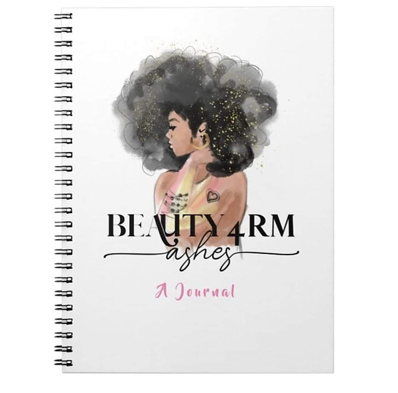 Beauty 4RM Ashes Journal
