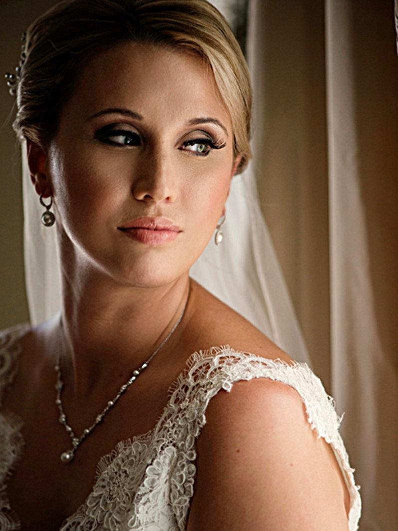 Night Bridal Contract Makeup