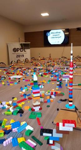 PDL com LEGO