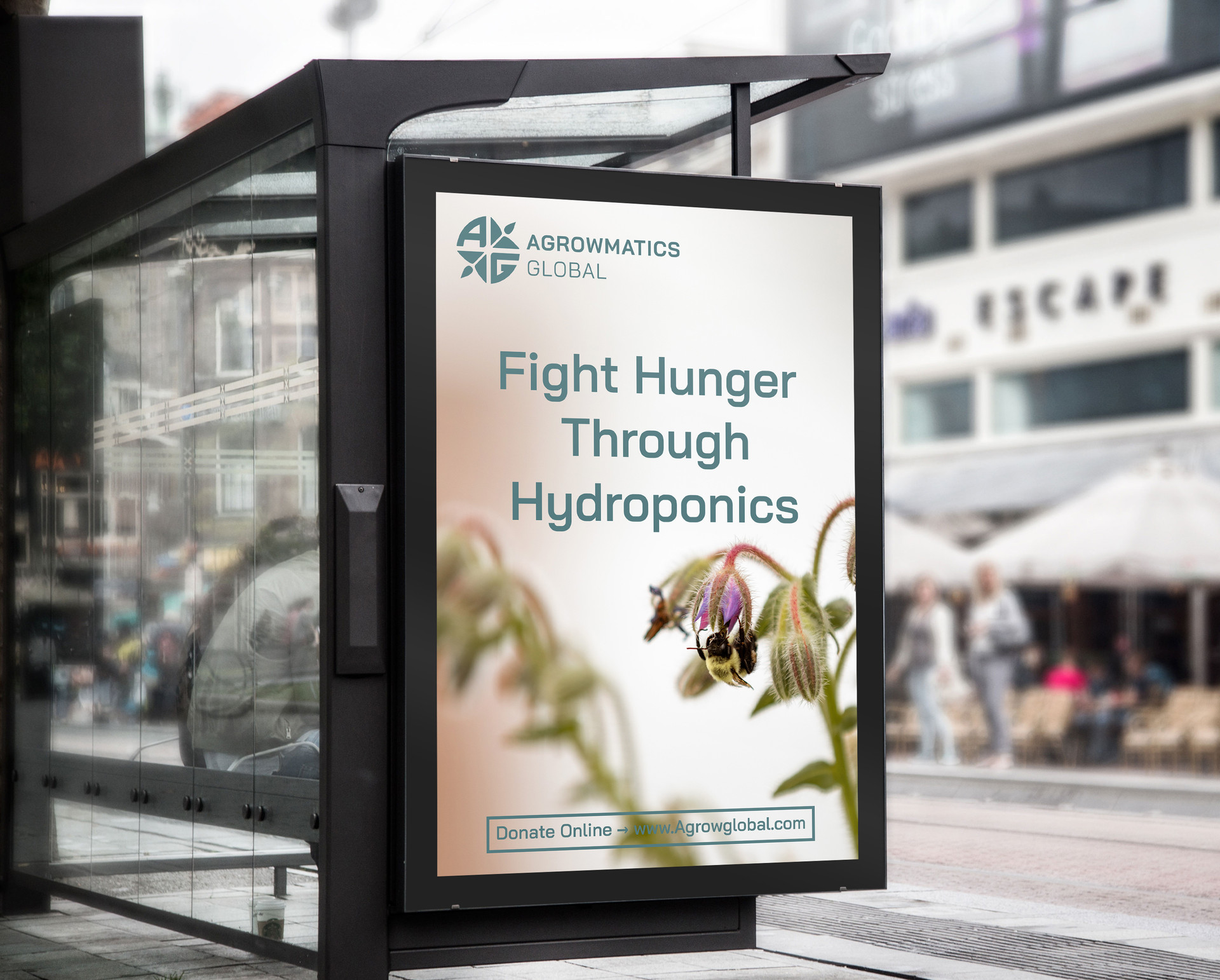 Agrowmatics Global Design Campaign