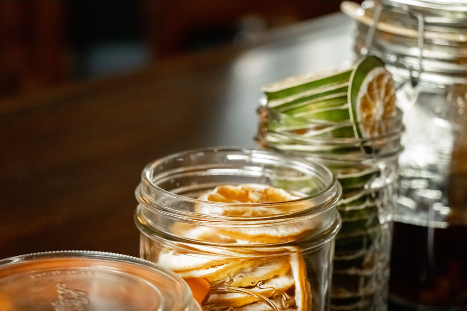 Cocktail Garnishes