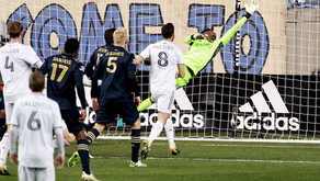 """Revolution exorcise """"the Demon of 2020"""": Upset Supporters Shield Winners Union in MLS Playoffs."""
