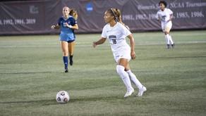 Women's Soccer: Brown bears down on cross-state rival URI.