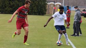 Men's Soccer: URI opens A-10 play with shock 2-1 OT win vs. VCU