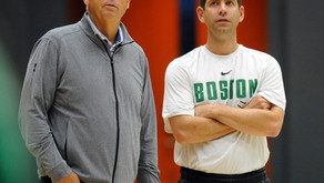Ainge Out as Celtics President & GM, Stevens to move to front-office