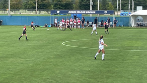 Women's Soccer: Rams return to field with 1-0 loss to Northeastern.
