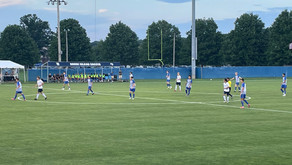 Men's Soccer: Purcell's two assists power URI to first victory of season.