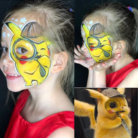 Had to be a quick one ! #picachu #detect