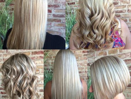 Let's Go Blonde!