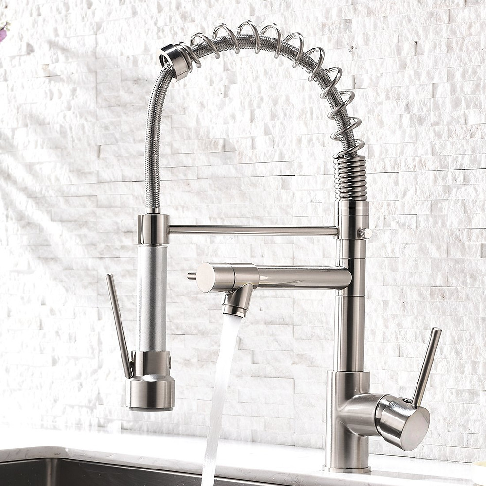 Faucet installation by After Hours Plumbing LLC