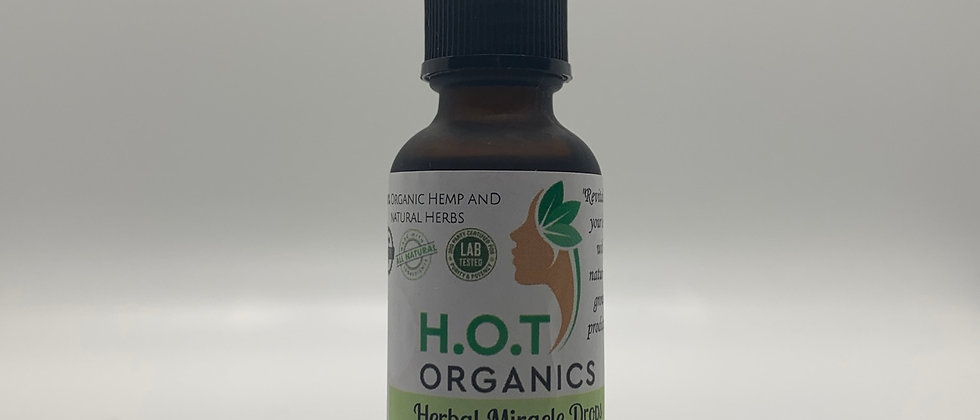 Herbal Miracle Drops