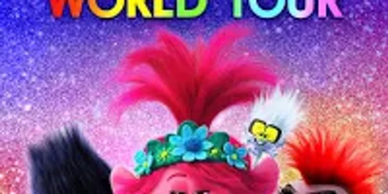 Drive-In & Dine - Trolls World Tour @ 8pm