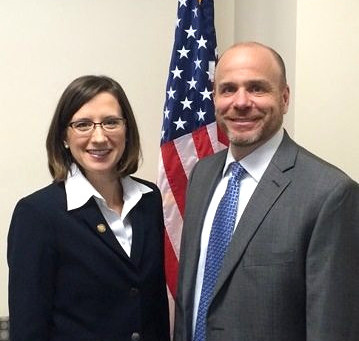 Bedford County Commonwealth's Attorney Wes Nance Endorses Bethany Harrison