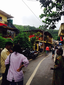 Manori Village inside Mumbai