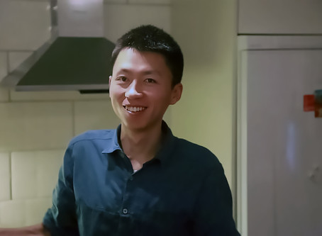OCTOBER 2019 | Bao Chen starts in the SAT Lab