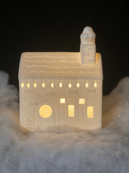 LED Winter Cottage
