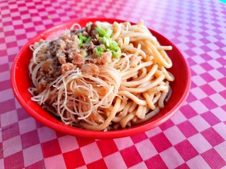 【大楊梅食記】阿水麵店-巷子內的銅板美食