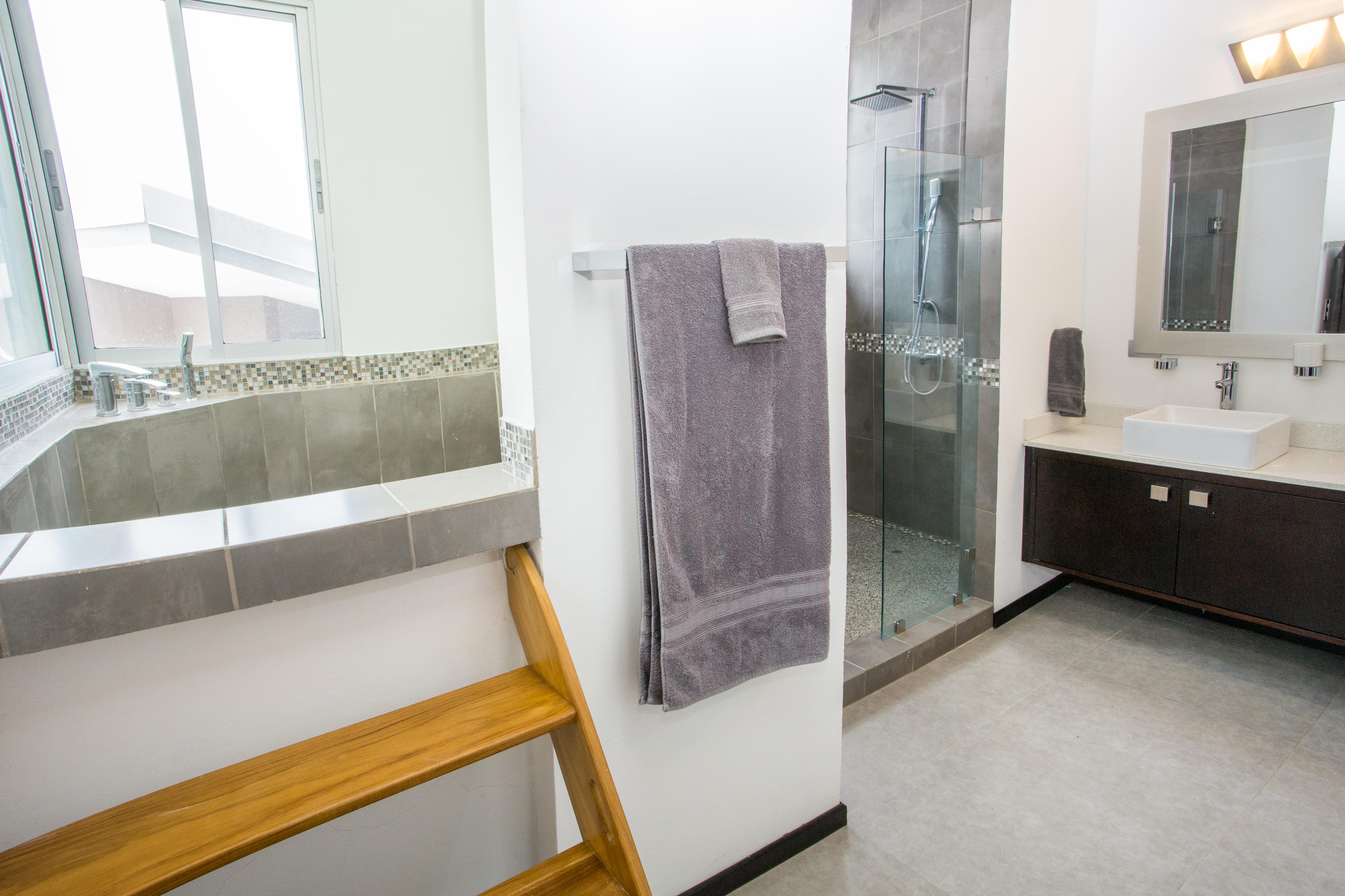 Masterbedroom Bathroom Soaking Tub