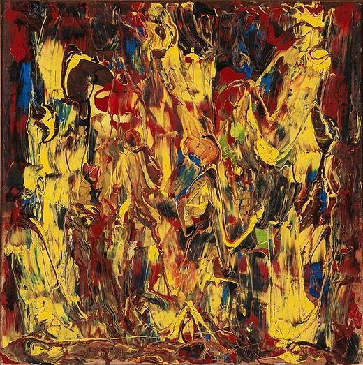 Lord Pintura, Acrylic sobre Canvas 60 x