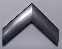 Silver  Curve Top