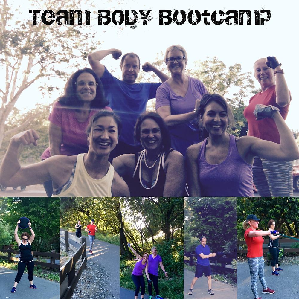 Bootcamp Buddy Training
