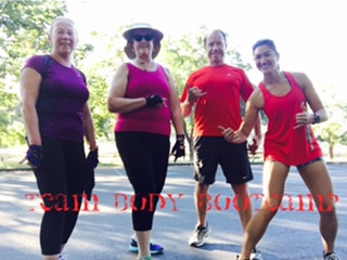 6/28/2016 BODY Bootcamp