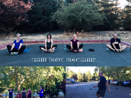 8/2/2016 Team BODY Bootcamp