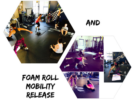 Bootcamp + Foam Roll Clinic