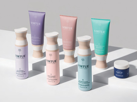 Virtue Labs is the new way to repair hair from chemical or mechanical damage.