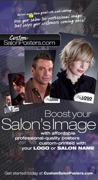 Custom Salon Posters ~ Postcard.JPG