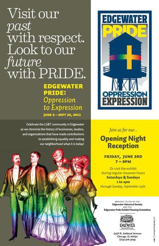 Edwater Museum ~ LGBT Exhibit.JPG